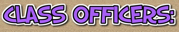 Classroom Officers Design ~ Class officers logo free maker