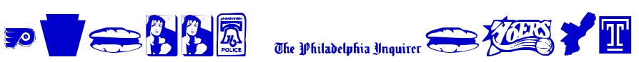 Philly Dings font