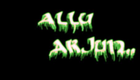 allu arjun logo free logo maker