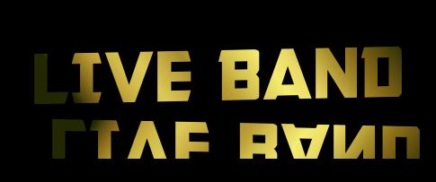 LIVE BAND logo. Free logo maker.