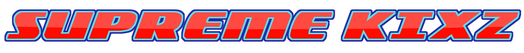 SUPREME KIXZ Logo. Free Logo Maker.