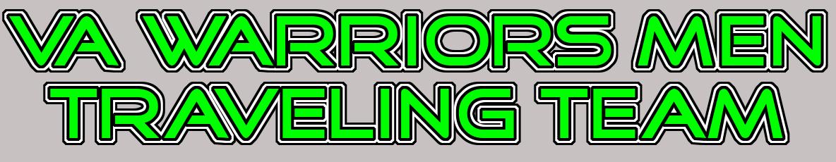Va Warriors Men Traveling Team logo. Free logo maker.